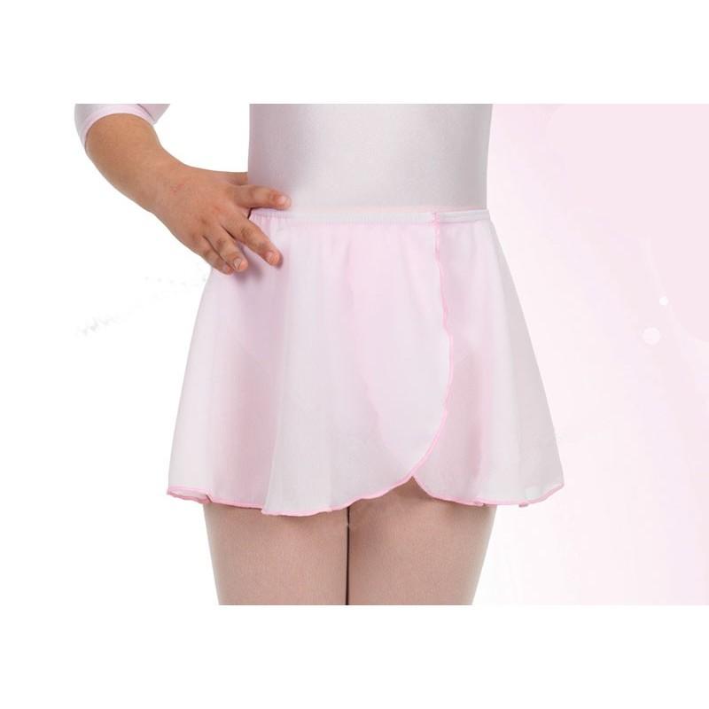 Falda corta ballet