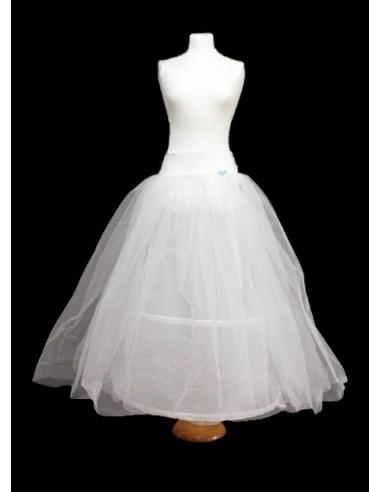 Cancan de novia para vestido princesa