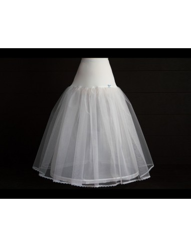 Cancan de novia para vestido evasé